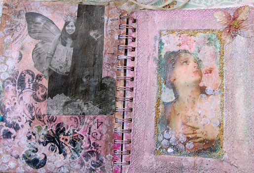Additional journal pages by Esther