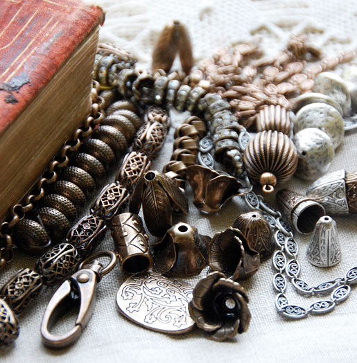 Vintage and vintage-style from AD Adornments