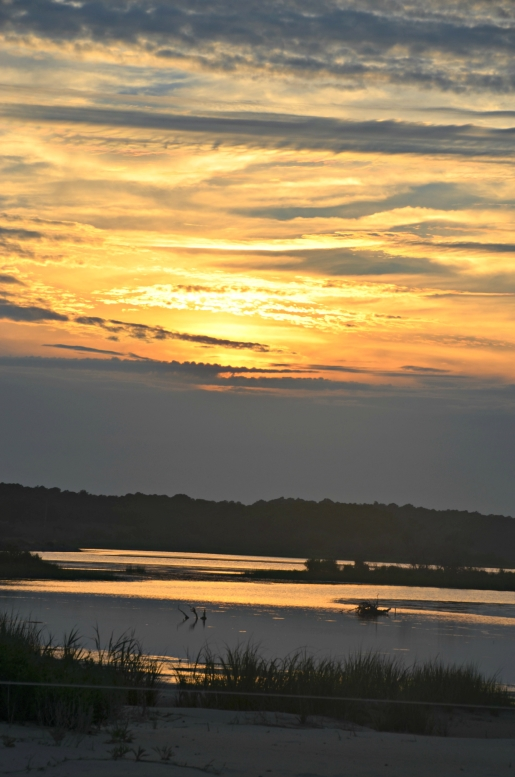 Sunset, Assateague Island