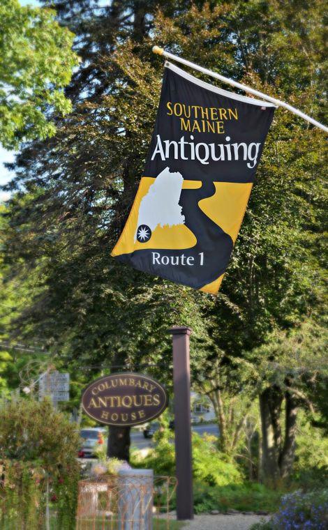 Antiquing in Maine