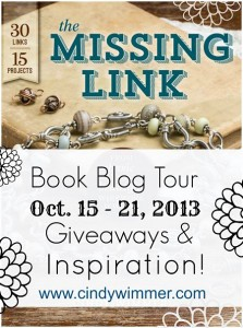 The Missing Link blog tour
