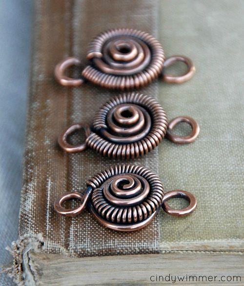 Spiral Swirl by Cindy Wimmer