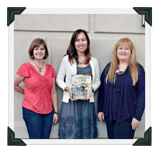 The Missing Link author Cindy Wimmer and contributors