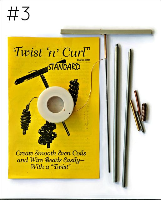 Twist 'n' Curl:  The Missing Link giveaway