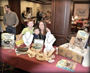 Cindy Wimmer - The Missing Link book signing