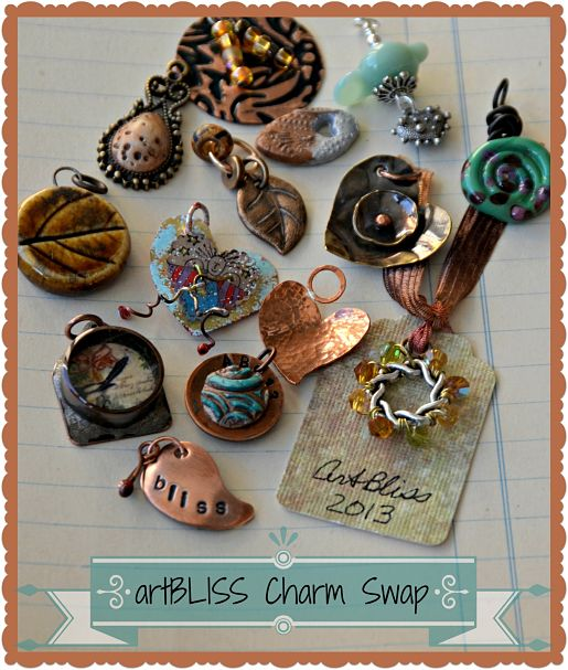 artBLISS charm swap