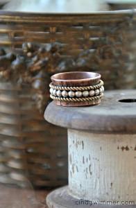 Spinner ring workshop at artBLISS