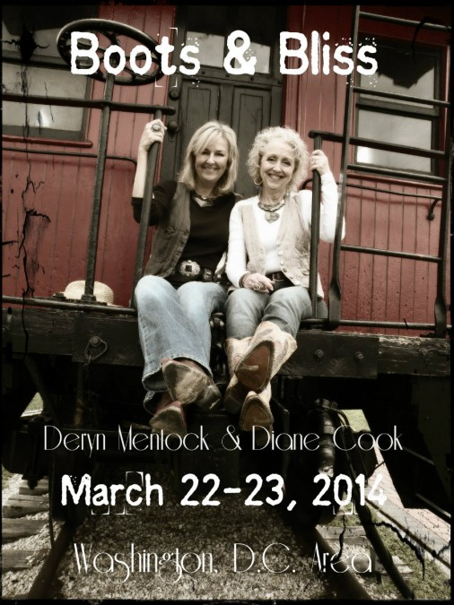 Deryn Mentock and Diane Cook - artBLISS 2014