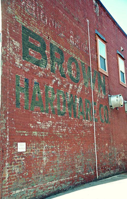 Brown's Hardware in Salem, VA