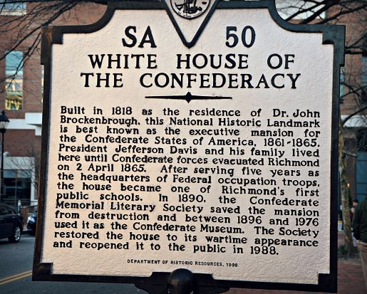 The White House of the Confederacy