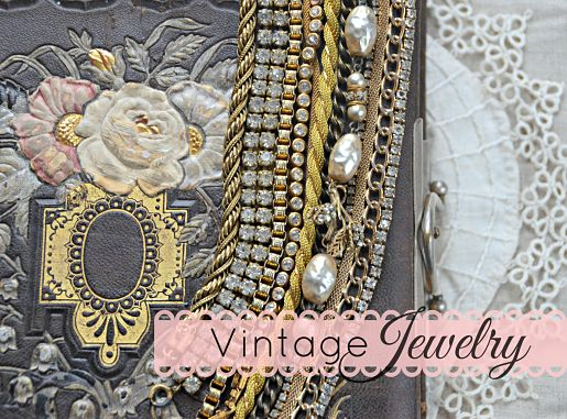 Vintage Jewelry blog post
