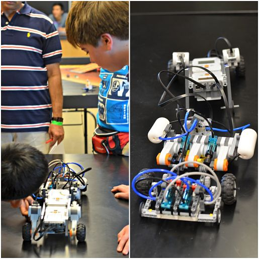 Advanced EV3 Programming Camp