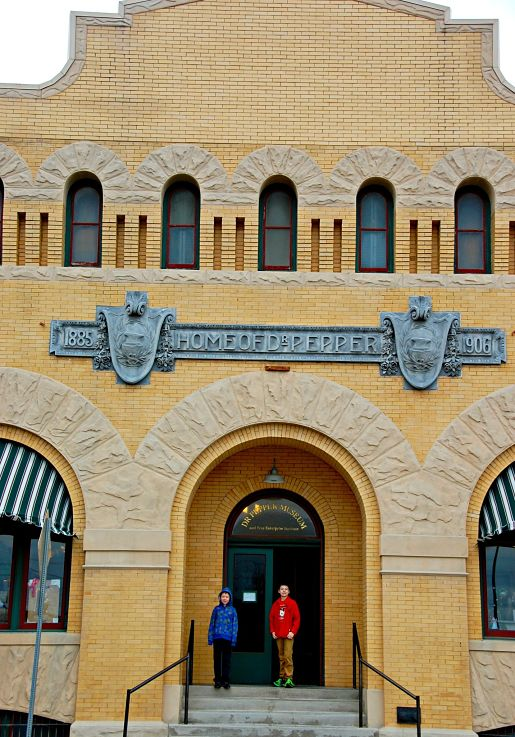 Dr. Pepper Museum - Waco, TX