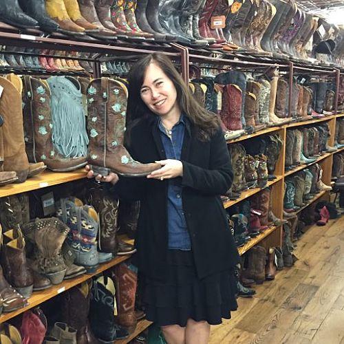 Allen's Boots in Austin, TX