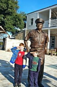 Nimitz Museum in Fredericksburg, TX