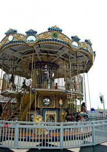 Carousel at Kemah boardwalk