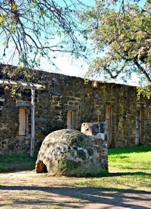 Mission San Jose Indian Quarters and kiln