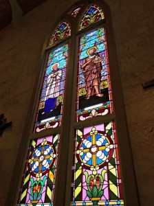 San Fernando cathedral stained glass