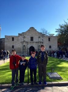 The Alamo San Antonio, TX