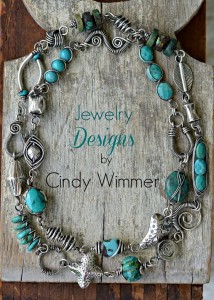 Jewelry by Cindy Wimmer